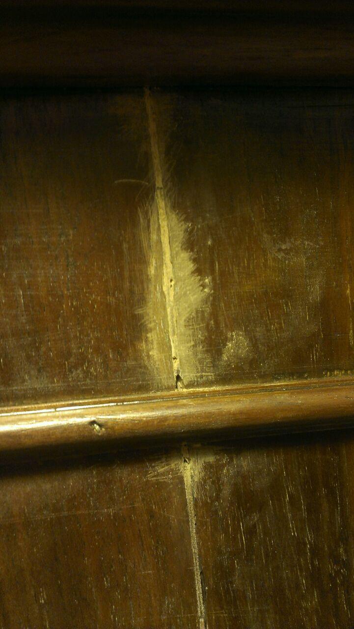 Экспресс реставрация (выездная на территорию заказчика) трюмо силами реставратора реставрационной мастерской RESTORER.EXPERT