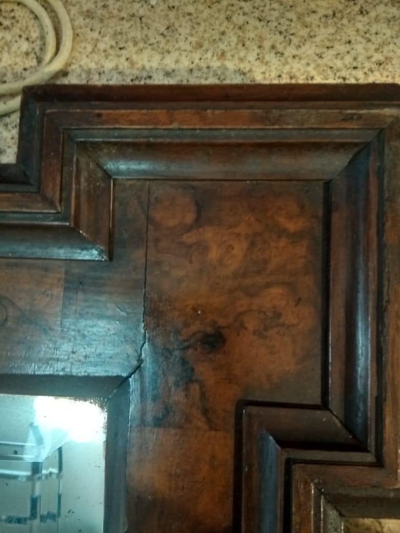 Реставрация винтажной рамы в реставрационной мастерской RESTORER.EXPERT