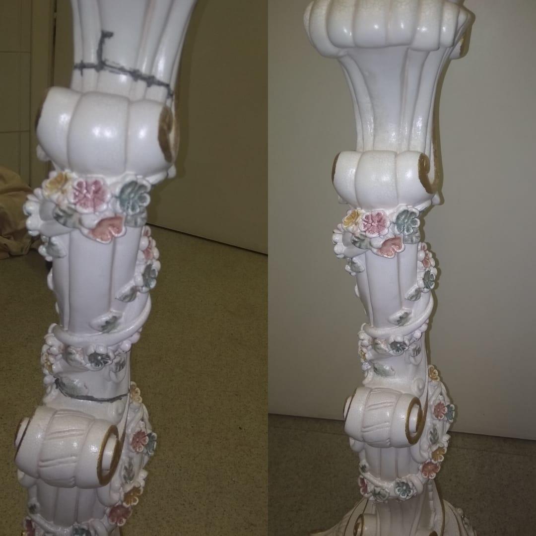 Реставрация декоративной вешалки в реставрационной мастерской Restorer.expert