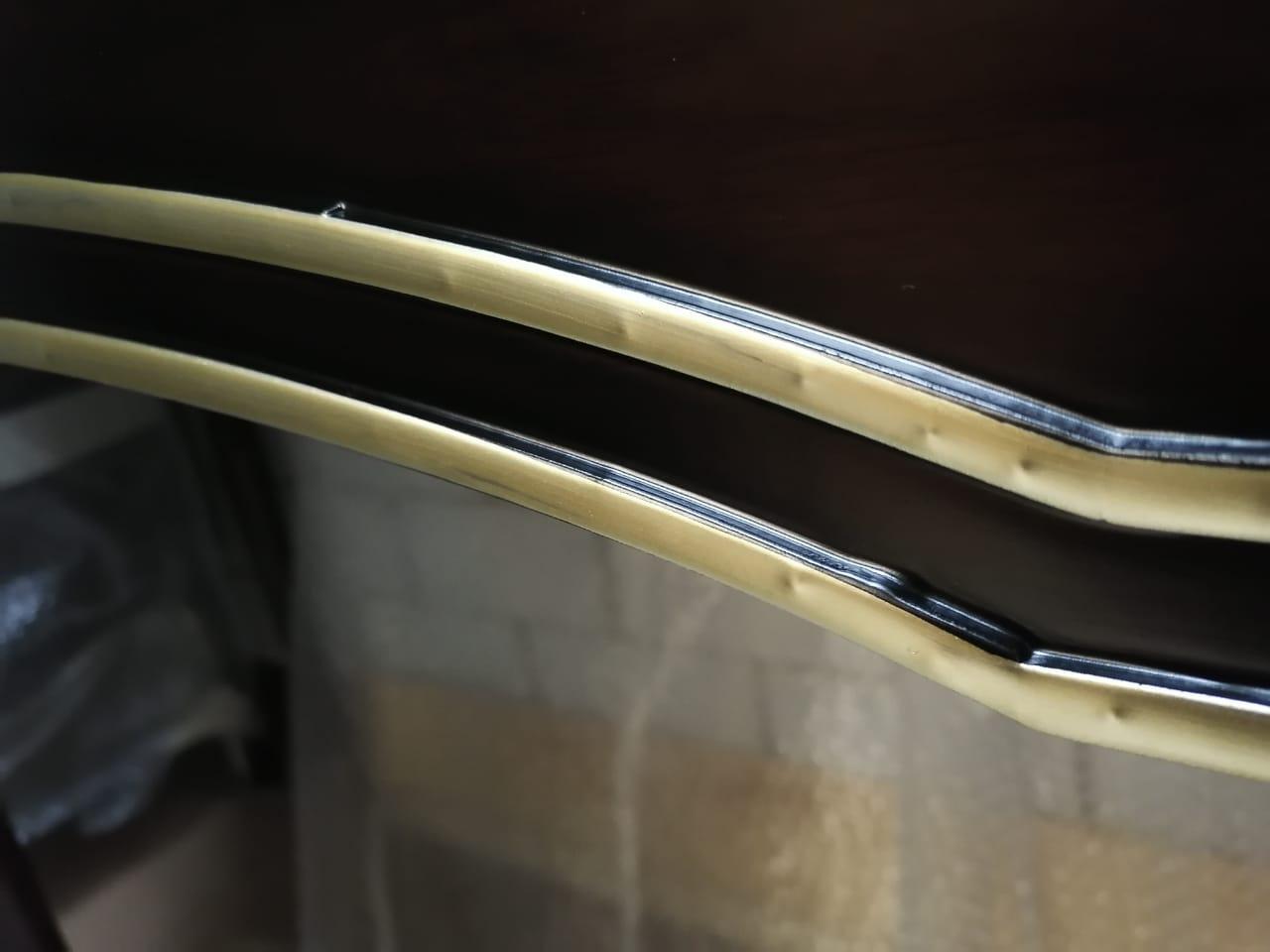 Реставрация консоли устранение фабричного дефекта в реставрационной мастерской Restorer.expert