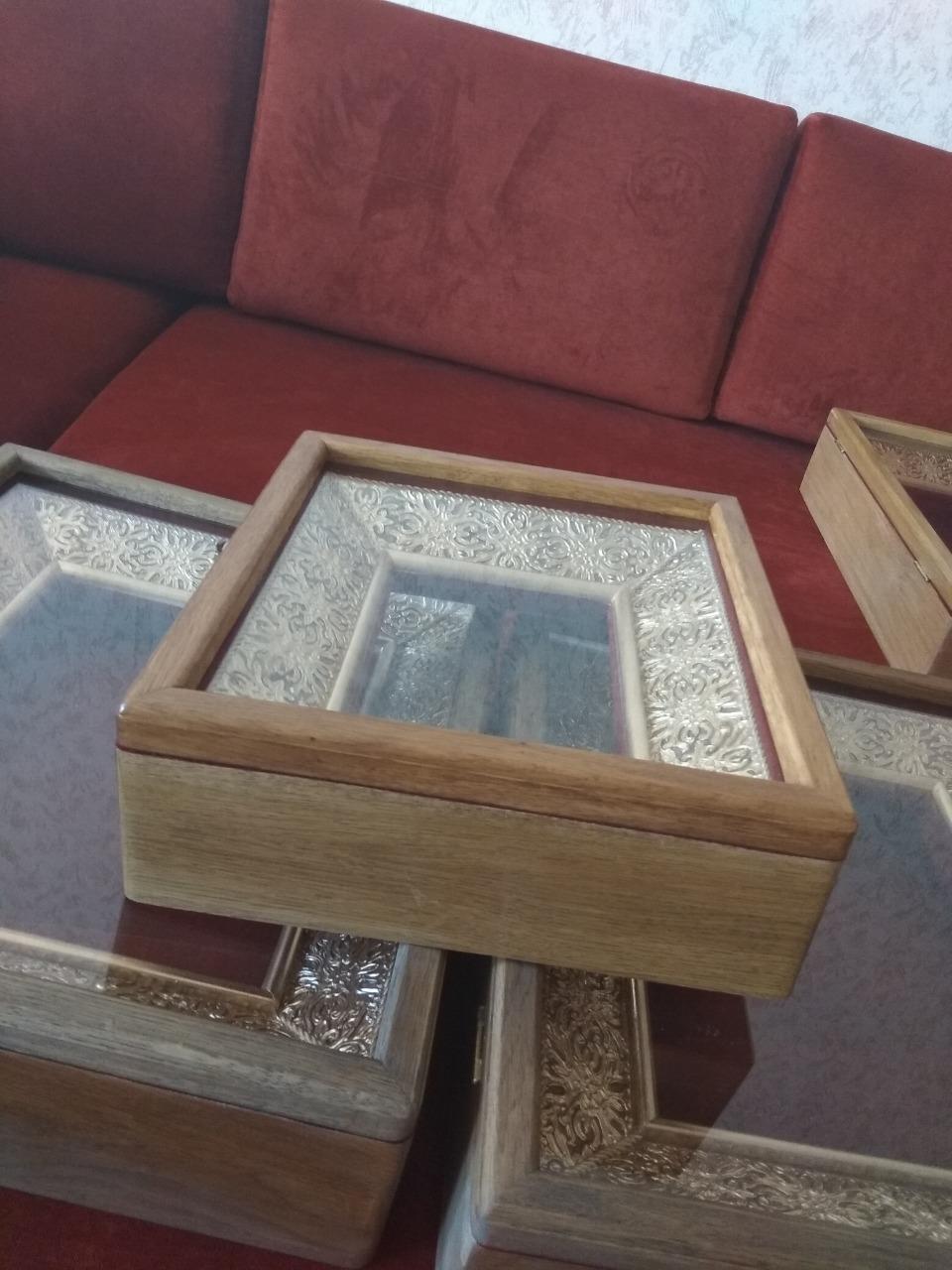 Изготовление деревянного киота на заказ в мастерской RESTORER.EXPERT