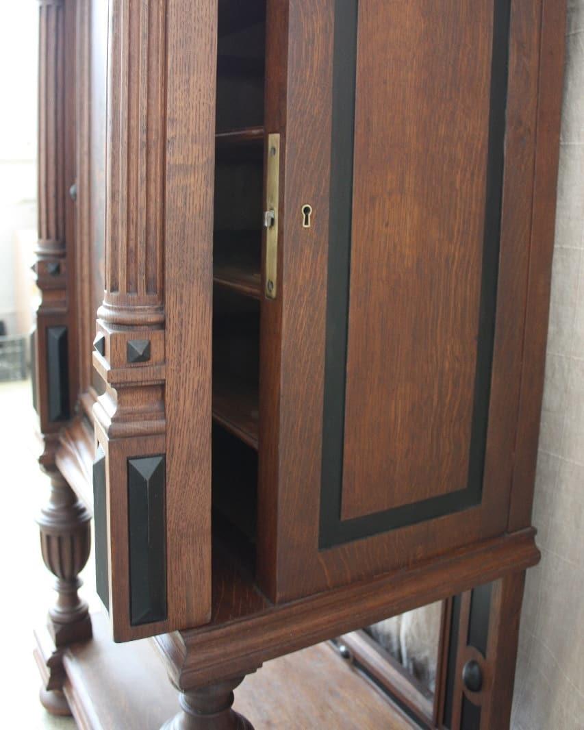 Реставрация шкафчика 1884 года